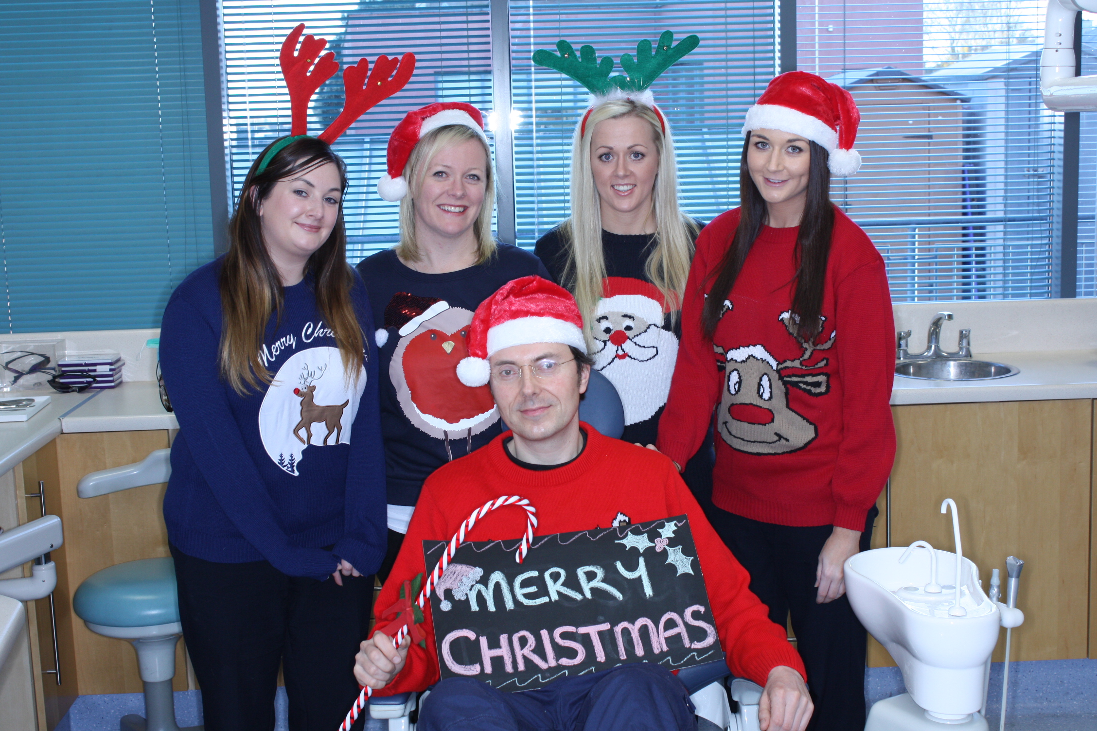Swords Orthodontics Christmas 2013