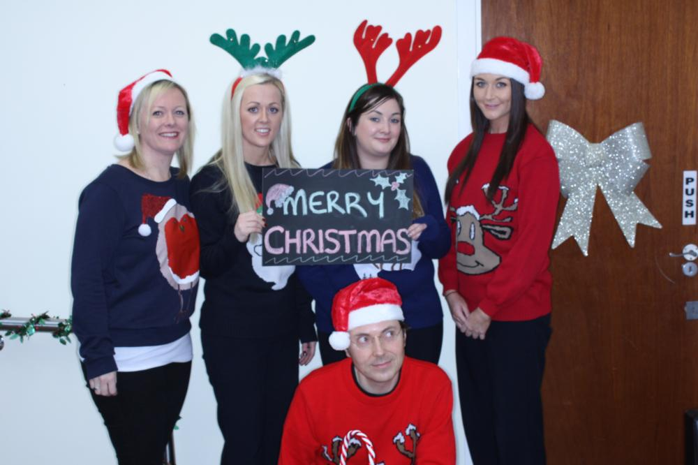 Swords Orthodontics at Christmas 2013
