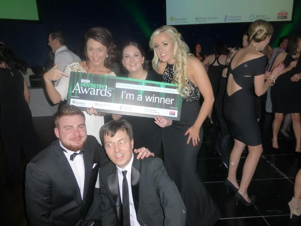 Swords Orthodontics won the 2015 Irish Dentistry's Practice of the Year award for Dublin, and we were delighted