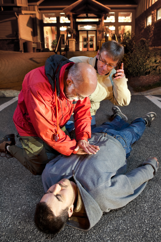 People may need CPR outside a hospital, when there's no doctor or ambulance. Swords Orthodontics is ready, are you?