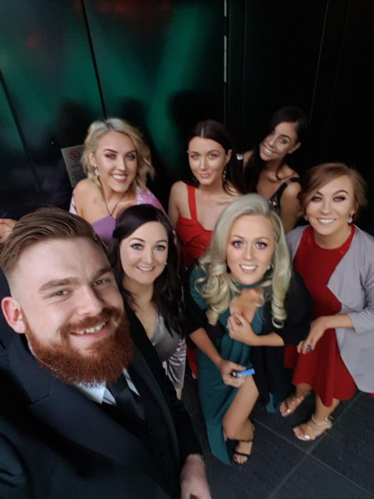 Swords Orthodontics Team at Aesthetic Dentistry Awards 2018