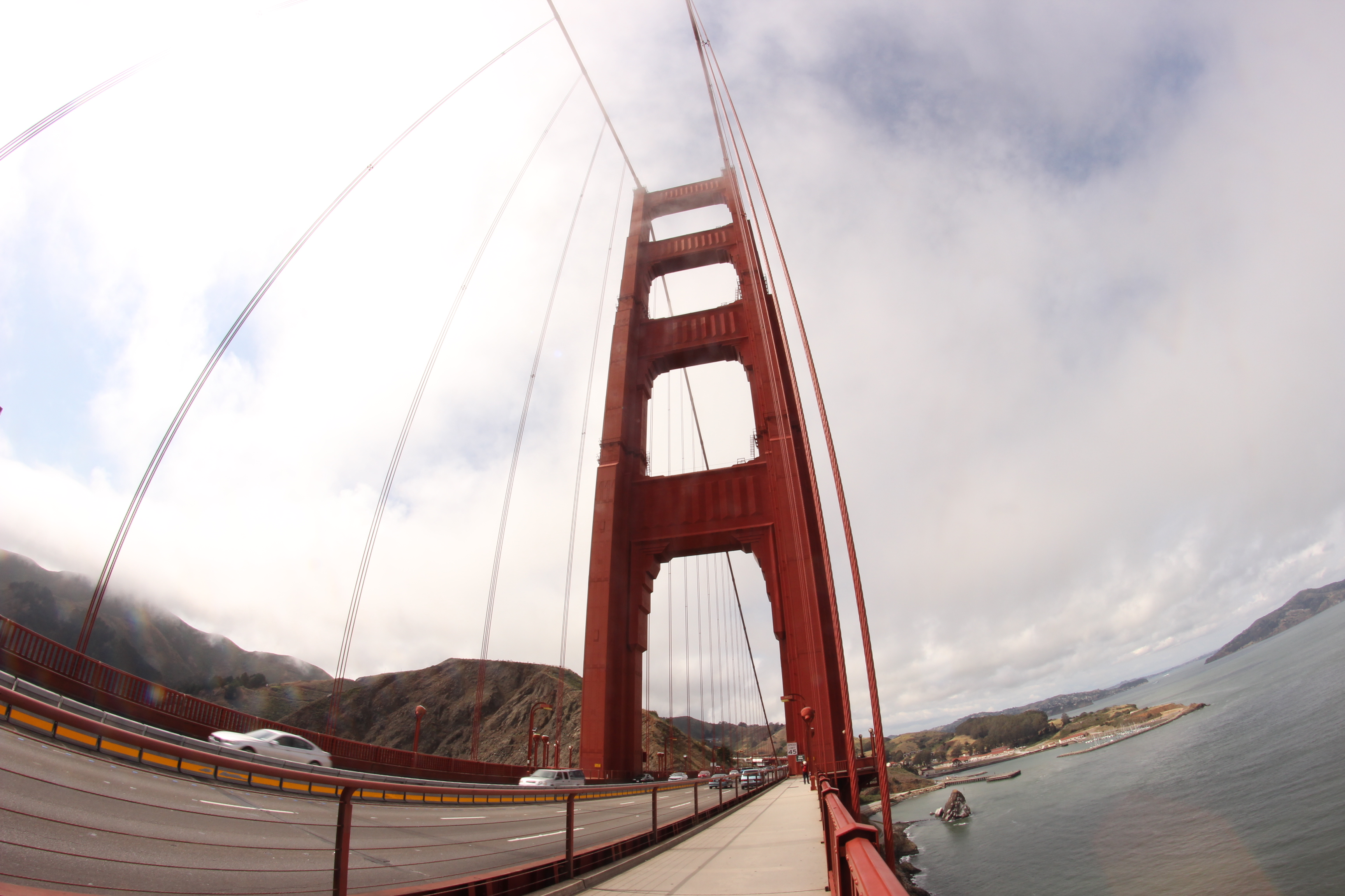 Golden Gate Bridge, symbol of San Francisco the venue of AAO 2015