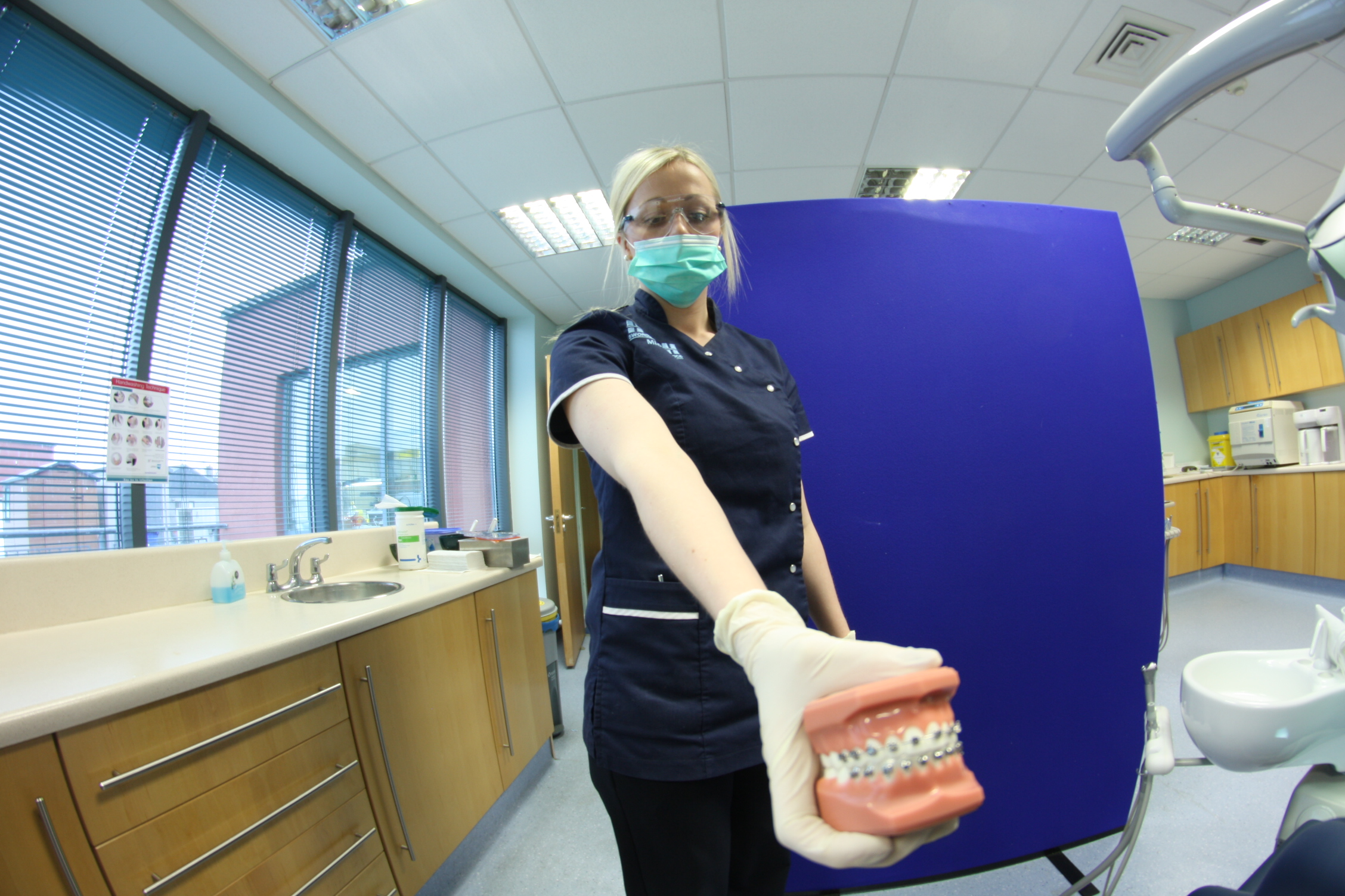 Swords Orthodontics is one of the first practices in Ireland to train an orthodontic therapist