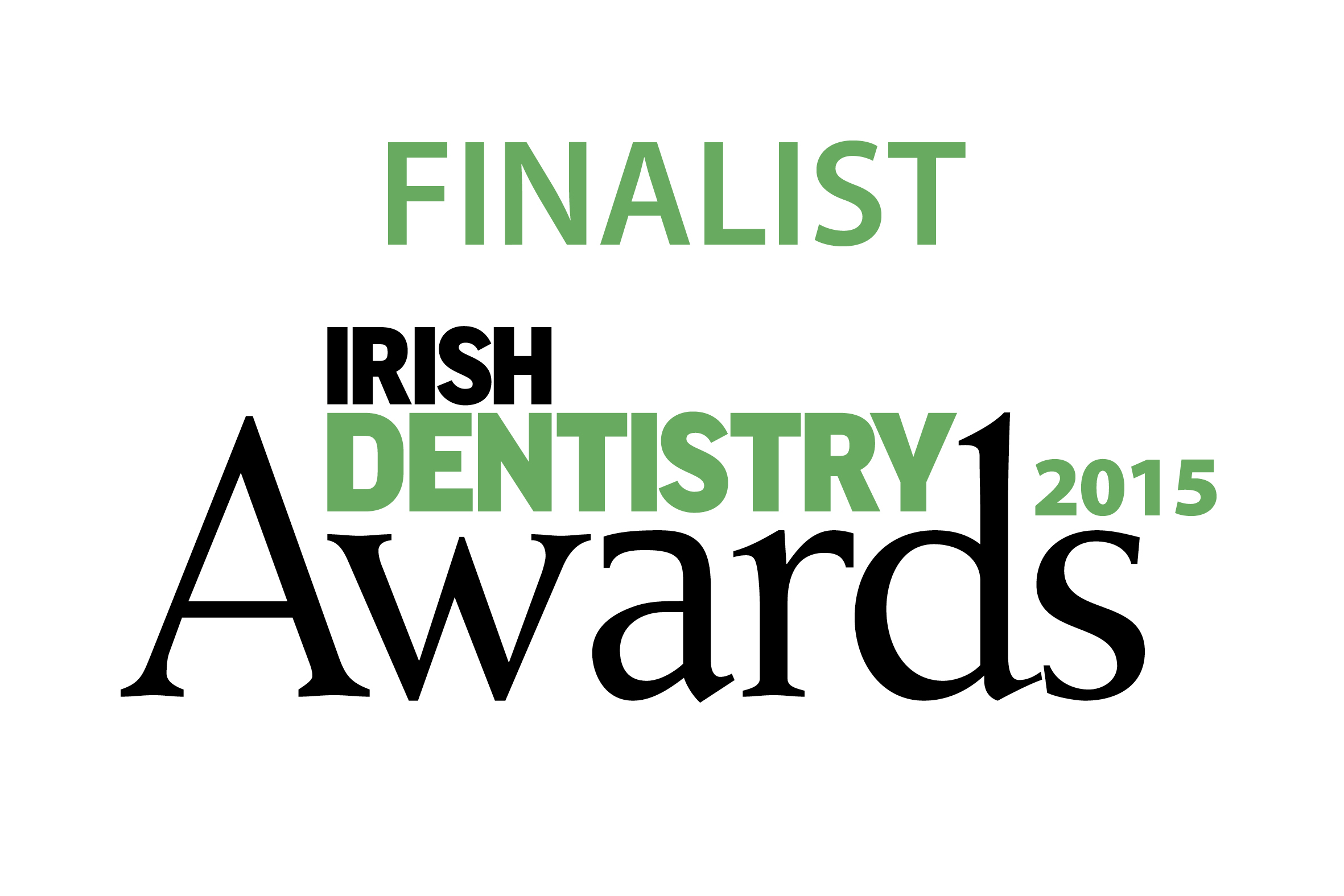 Irish Dentistry Awards 2015