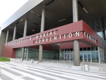 Dr Stephen Murray and the Swords Orthodontics team head to Ernest Morial Convention Center, home to AAO 2014, the world's biggest orthodontics conference