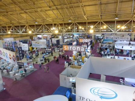 Swords Orthodontics visits the trade exhibition at New Orleans Orthodontics conference
